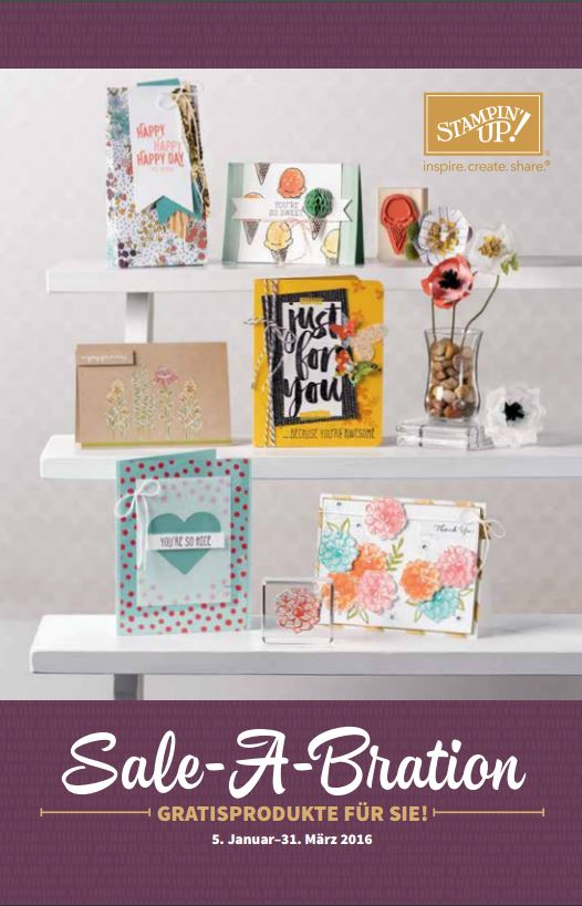 Sale-A-Bration Katalog