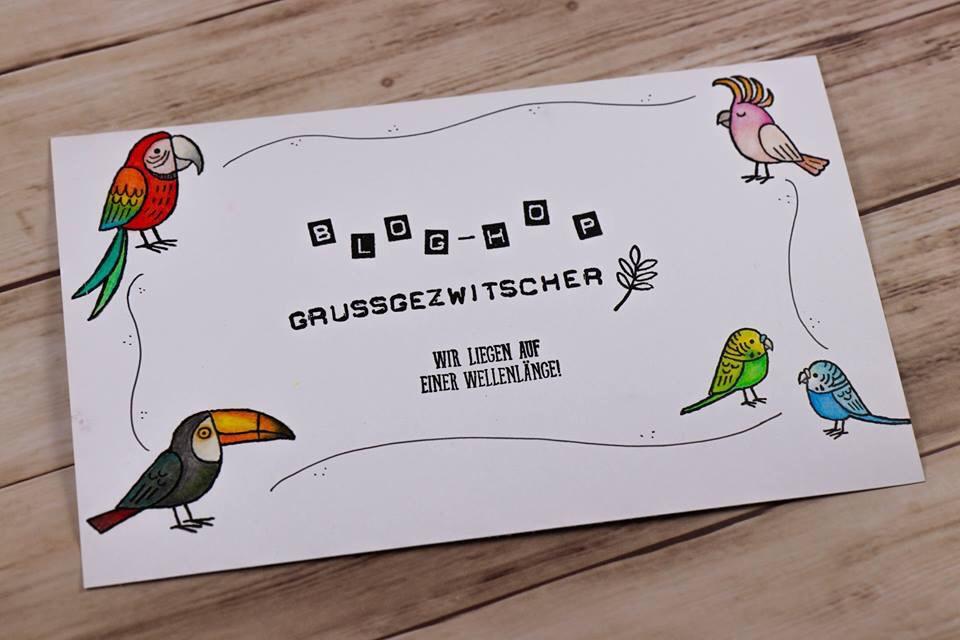 Grussgezwitscher Blog Hop